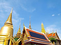 Free The Grand Palace Wat Phra Kaew , Bangkok Royalty Free Stock Photos - 21550268