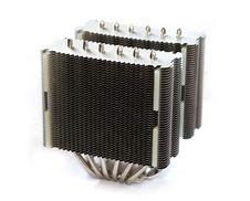 High-end CPU Heatsink Stock Photos