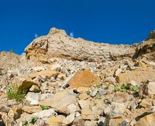 Free Landscape With Rocks And Sky Royalty Free Stock Photography - 21556587