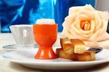 Free Breakfast Royalty Free Stock Photo - 21557385