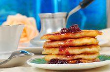 Free Sweet Pancakes Stock Photos - 21557463