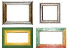 Free Four Frames Royalty Free Stock Photography - 21558497