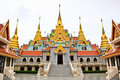 Free Traditional Thai Style Architecture Royalty Free Stock Images - 21561369