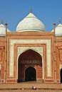 Free The Mosque In Taj Mahal, India Royalty Free Stock Photography - 21565697