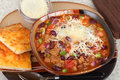Free Chili With Cheese Royalty Free Stock Photos - 21567558