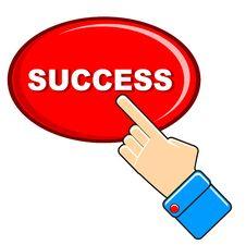 Free Success Royalty Free Stock Image - 21565846