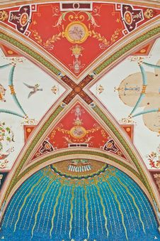 Free Colorful Ceiling Stock Images - 21567374