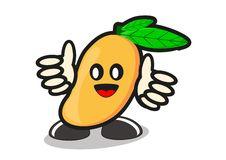 Free Illustration Of Cartoon Mango Stock Photography - 21576732