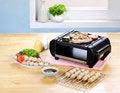 Free Barbecue Smokeless Stove Stock Photography - 21589012