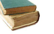 Free Old Book Closeup Royalty Free Stock Photos - 21581358