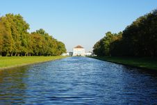 Free Nymphenburg Castle Stock Image - 21586191