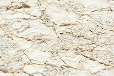 Structure Of Rocky Rock Royalty Free Stock Photography