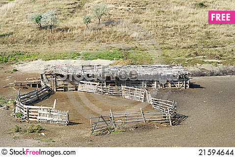 Free Stable, Raw Stock Images - 21594644