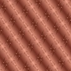 Free Seamless Ornamental Pattern Stock Photo - 21590020