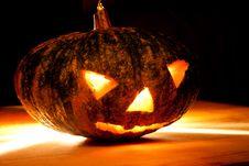 Free Halloween Pumpkin Stock Photos - 21590293