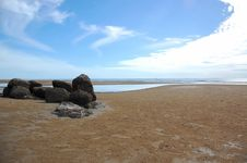 Free Sand Beach Stock Image - 21590441