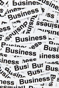 Free Business Concept Stock Photography - 21591872