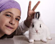 Rabbit Royalty Free Stock Image