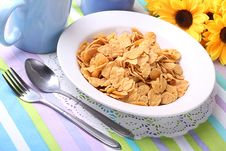 Free Healthy Breakfast Stock Photography - 21595472