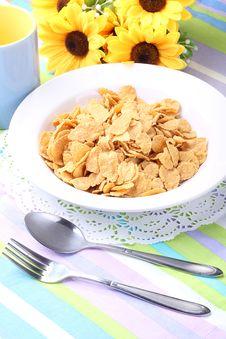 Free Healthy Breakfast Royalty Free Stock Image - 21595586