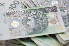 Free Polish Money Royalty Free Stock Photos - 21597518