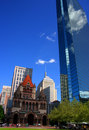 Free Copley Square, Boston Royalty Free Stock Photo - 2161615