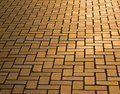 Free Pavement In Dusk Lighting Royalty Free Stock Image - 2165086