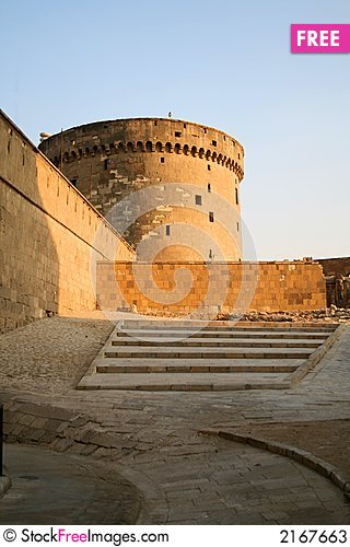 Free Cairo Citadel Tower Stock Photos - 2167663