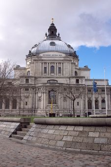 Free Methodist Central Hall Royalty Free Stock Image - 2160026