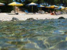 Free A Day On The Beach! Stock Photos - 2160033