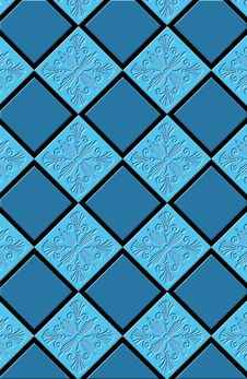 Free Continuous Wallpaper Tiles Royalty Free Stock Images - 2162959