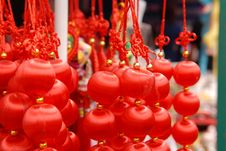 Free Red Lanterns Stock Photos - 2164553