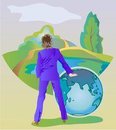 Free Globe Stock Images - 2165764