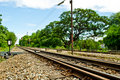 Free Railway In Thailand Stock Image - 21609541