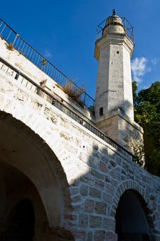 Free Tower Of The Mosque Stock Photography - 21600242
