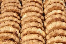 Free Cookies With Peanuts Stock Photos - 21605103