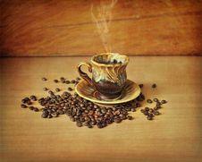Free Fragrant Coffee Stock Image - 21607341