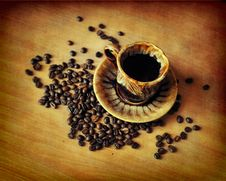 Free Fragrant Coffee Stock Photo - 21607380