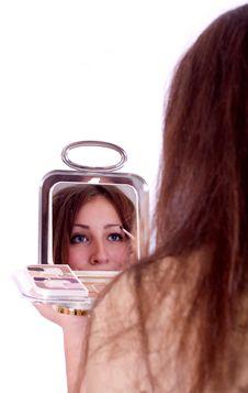 Free Makeup Royalty Free Stock Photos - 21610058