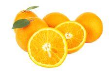 Free Fresh Juicy Oranges Stock Photo - 21611310