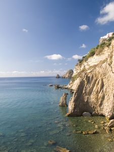 Free Seaside Cliff Stock Images - 21613664