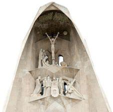 Free Sagrada Familia Royalty Free Stock Photos - 21613768