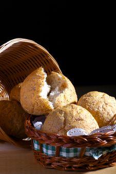 Free Bread Royalty Free Stock Photos - 21614078