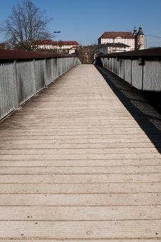 Free The Footbridge Stock Photos - 21620893