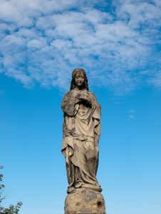 Free Our Lady Royalty Free Stock Photos - 21621128