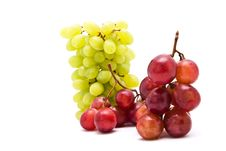 Free Cluster Of Fresh Grape Stock Images - 21623694