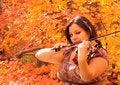 Free Autumn Music Royalty Free Stock Photos - 21631438