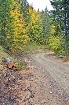 Free Autumn Mountains Royalty Free Stock Image - 21630006