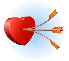 Free Heart Hunter Stock Images - 21631614