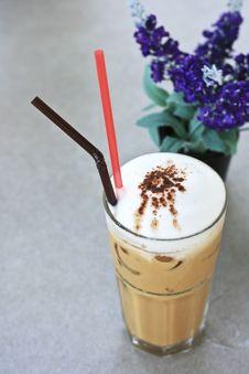 Free Ice Coffee Stock Photos - 21633133